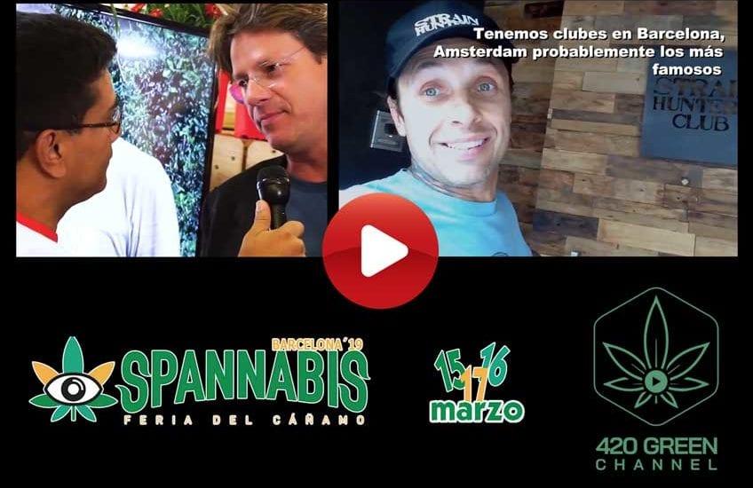420 Green Channel visitó el SPANNABIS Barcelona 2019 y así te lo contamos