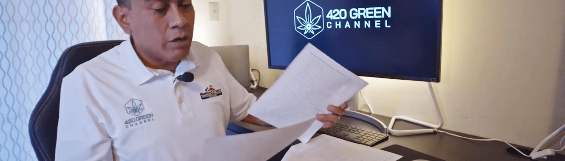 Marley's Planet presenta denuncia contra Estado peruano por irregularidades en licitación para compra de aceite de cannabis